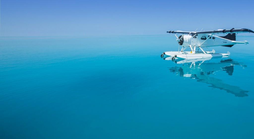 Seaplane Tour Hamilton Island
